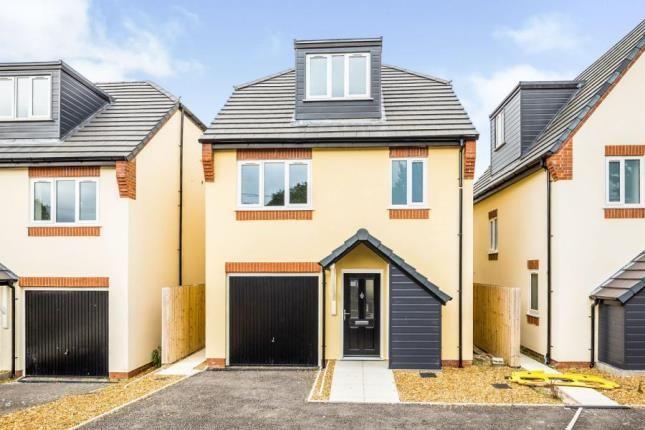 Thumbnail Detached house for sale in Gadlys Brow, Gadlys Lane, Bagillt, Flintshire