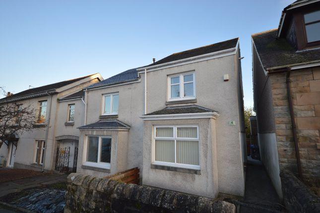 Terraced house for sale in Rowan Court, Bannockburn, Stirling, Stirlingshire