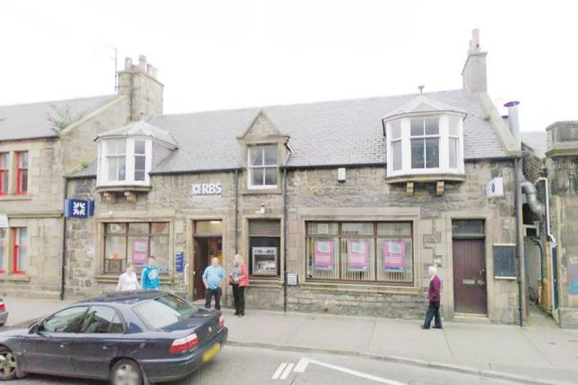 Thumbnail Commercial property for sale in 12, East Church Street, Buckie AB561Ae
