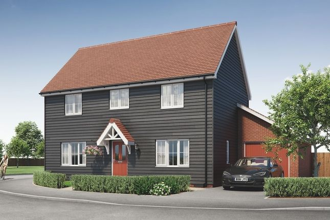 Thumbnail Detached house for sale in The Ashingdon, Meadow Rise, London Road, Braintree Essex