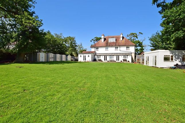 Thumbnail Detached house for sale in Postern Road, Camp Hill, Newport, Isle Of Wight