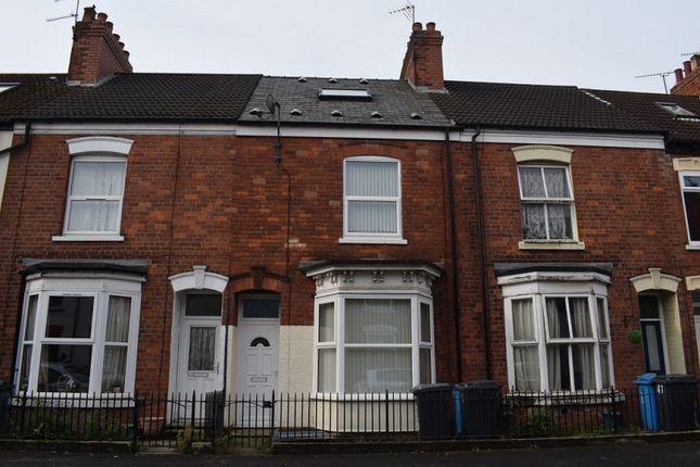 Thumbnail Terraced house for sale in Brazil Street, Hull