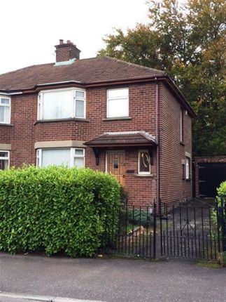 Thumbnail Semi-detached house to rent in Norwood Avenue, Belfast
