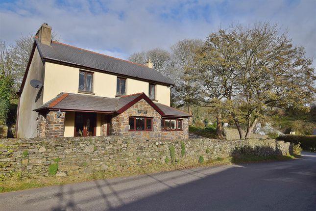 Thumbnail Detached house for sale in Leonardston Road, Mastlebridge, Milford Haven