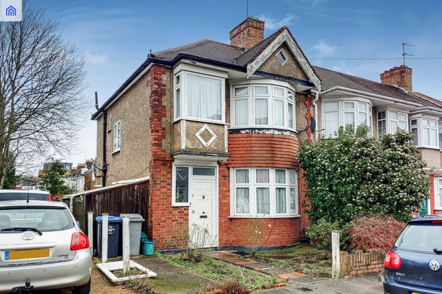 End terrace house for sale in Elms Gardens, Wembley