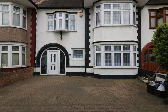 Thumbnail Terraced house to rent in Albemarle Gardens, Ilford