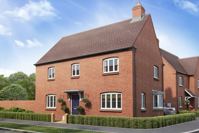 """Thumbnail Detached house for sale in """"Cornell"""" at Halse Road, Brackley"""