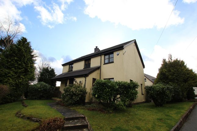 Thumbnail Detached house for sale in Trecastle, Brecon