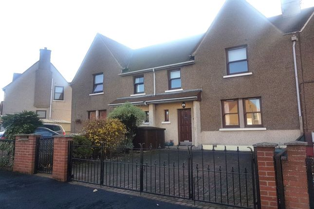 Thumbnail 3 bed terraced house to rent in Deantown Avenue, Whitecraig, Musselburgh