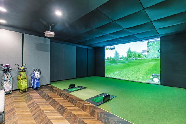 Virtual Golf of 4 Riverlight Quay, Nine Elms SW11
