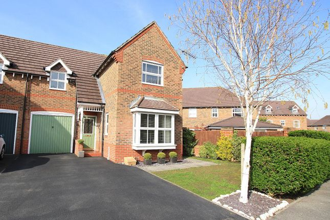 Thumbnail Property to rent in Wollaton Road, West Parley, Ferndown