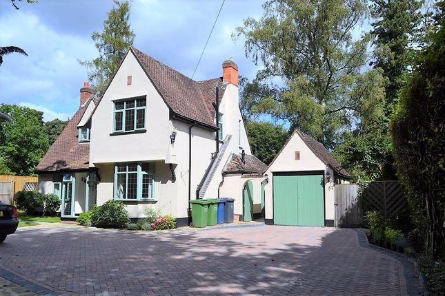 Thumbnail Detached house to rent in Gorelands Lane, Chalfont St. Giles