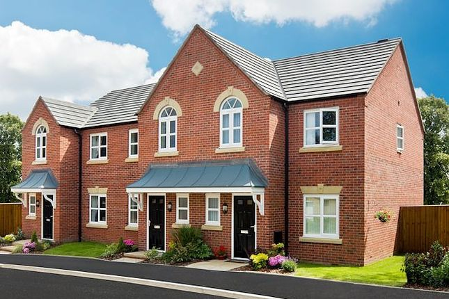 Thumbnail Mews house for sale in The Meadows, Wharford Lane, Sandymoor