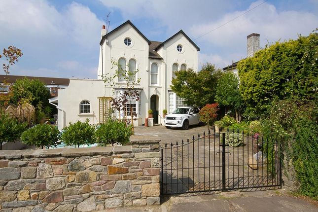 Thumbnail Detached house to rent in Cowper Place, Roath, Cardiff