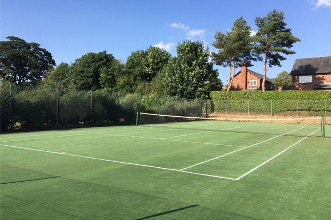 Tennis Court of High Street, Tarporley, Cheshire CW6