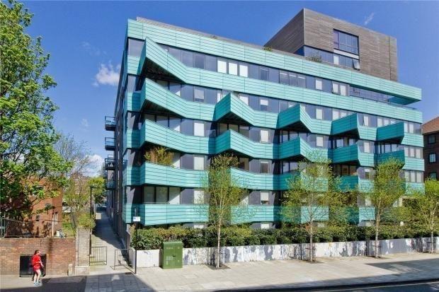 Thumbnail Flat to rent in Jasper Walk, London
