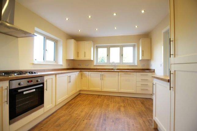Thumbnail Detached house for sale in Wargate Way, Gosberton, Spalding