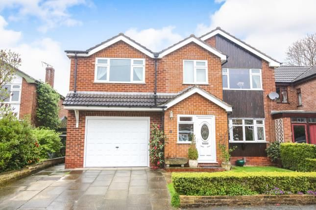 Thumbnail Link-detached house for sale in Lodge Road, Knutsford, Cheshire, .
