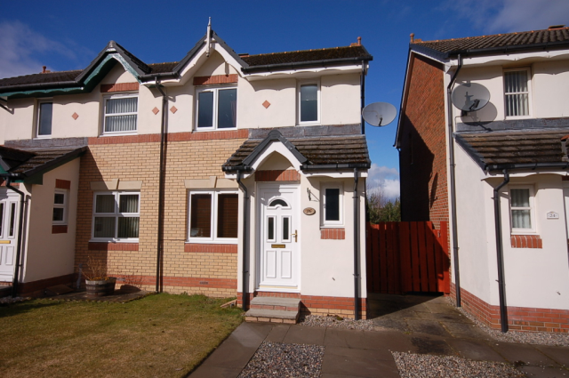 Thumbnail Semi-detached house to rent in Castle Heather Avenue, Inverness IV2,