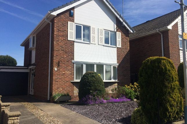 Thumbnail Detached house for sale in Arras Drive, The Wolds, Cottingham