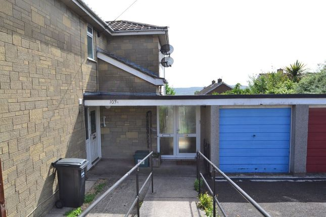 Thumbnail Flat to rent in West Hill, Portishead, Bristol