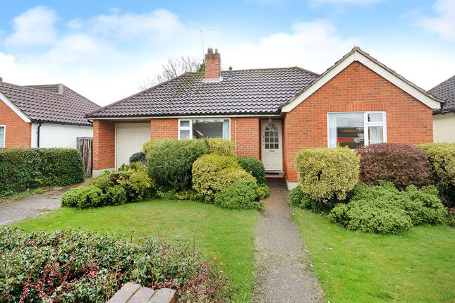 Thumbnail Detached bungalow for sale in Horley, Surrey
