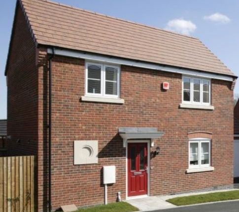 Thumbnail Detached house for sale in Off Pulford Drive, Thurnby