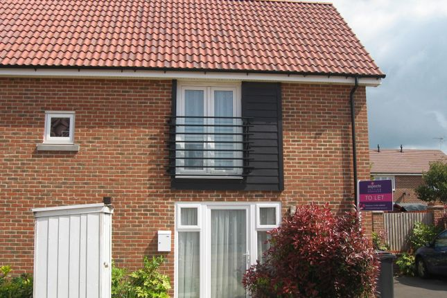 Thumbnail Semi-detached house to rent in Egerton Drive, Basingnstoke