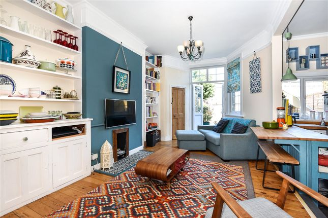 Thumbnail Terraced house for sale in Arnold Gardens, Palmers Green, London