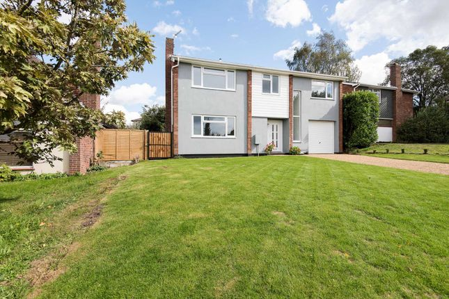 Thumbnail Detached house for sale in Cheyham Mount, Norwich