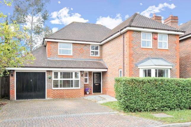 Thumbnail Detached house to rent in Hendon Grove, Epsom, Epsom