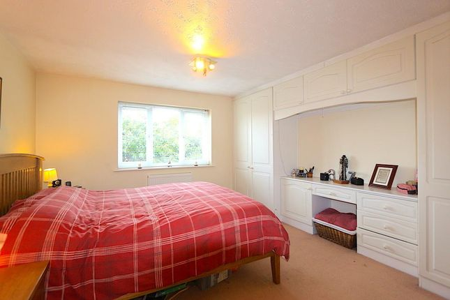 Master Bedroom of The Huntings, Kirby Muxloe, Leicester LE9