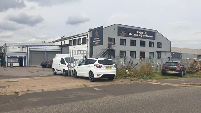 Thumbnail Commercial property for sale in Unit 6-7 & 6A, Heronsgate Trading Estate, Paycocke Road, Basildon, Essex