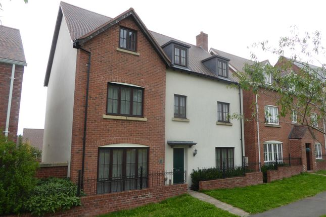 Thumbnail Detached house for sale in Pepper Mill, Lawley Village, Telford