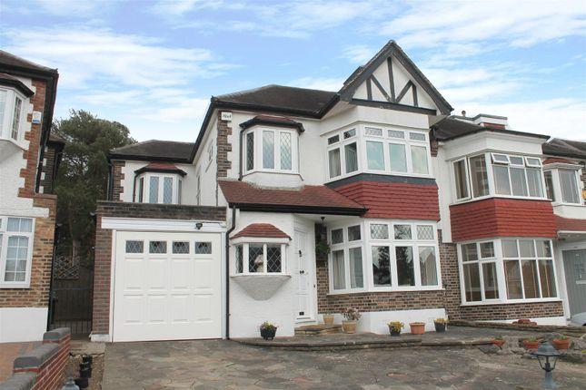 Thumbnail Semi-detached house for sale in Langside Crescent, Southgate, London