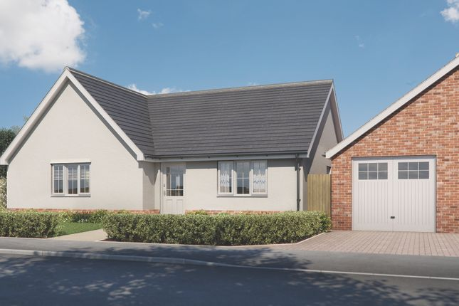 Thumbnail Bungalow for sale in Plot 8 Old Stables, Walton Road, Kirby-Le-Soken