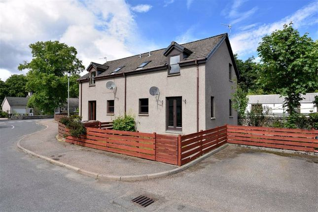 Thumbnail Semi-detached house for sale in Inverallan Court, Grantown-On-Spey