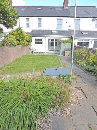 Garden of Pen-Y-Bryn Road, Heath/Gabalfa, Cardiff CF14