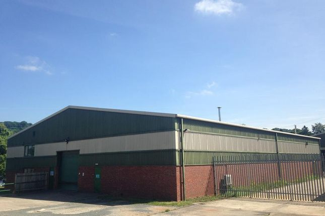 Thumbnail Light industrial to let in Unit A, Linton Trading Estate, Worcester Road, Bromyard, Herefordshire