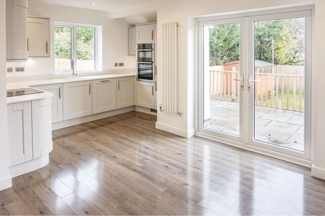 Thumbnail Detached bungalow to rent in Westfield Avenue, Heath
