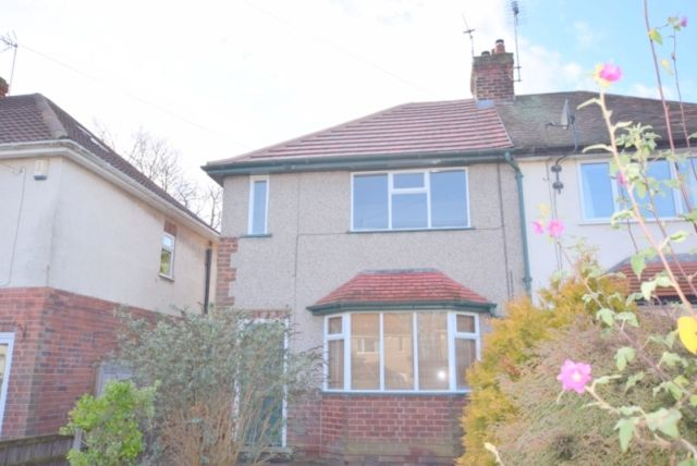 Thumbnail Semi-detached house to rent in Edgehill Grove, Mansfield Woodhouse