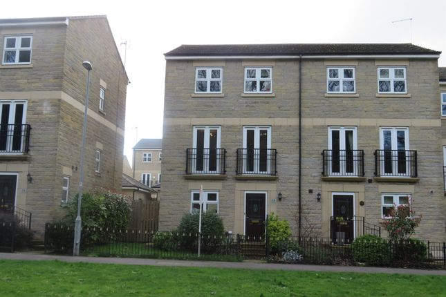 Thumbnail Town house for sale in Coal Hill Lane, Farsley, Pudsey