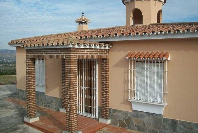 1.Entrance of Spain, Málaga, Coín