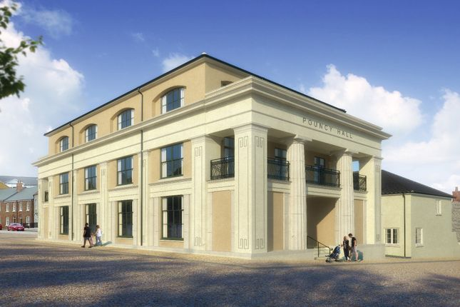 Thumbnail Office to let in Pouncy Hall, Liscombe Square, Poundbury Dorchester