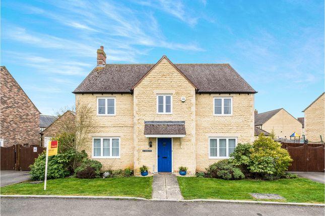 Thumbnail Detached house for sale in Ashdeane, Carterton