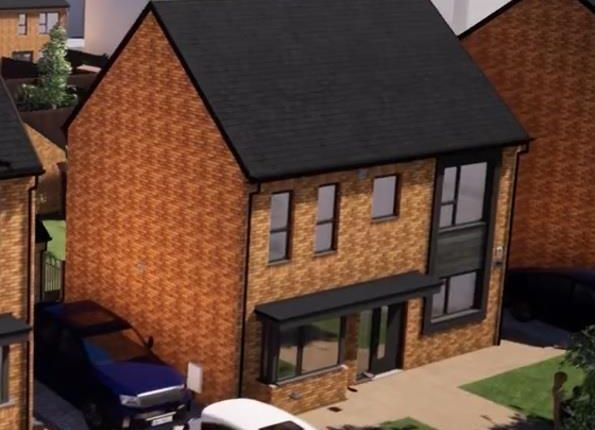 Thumbnail Detached house for sale in The Elms, Holloway Field, Coundon, Coventry