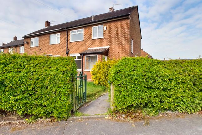 2 bed end terrace house to rent in Wood Lane, Partington, Manchester M31