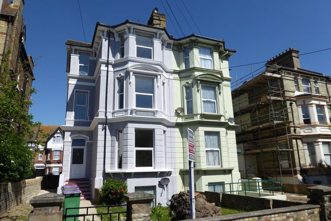 Thumbnail Property for sale in Connaught Road, Folkestone