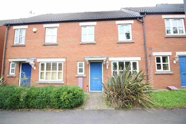 Thumbnail Terraced house to rent in Kings Drive, Stoke Gifford, Bristol