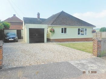 Thumbnail Bungalow to rent in Horslears, Axminster